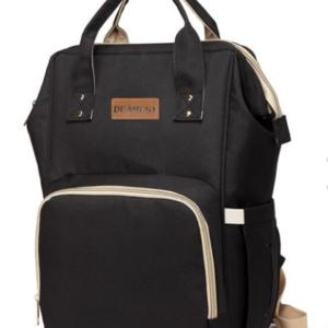 Рюкзак для мамы Yoya Dearest чёрный