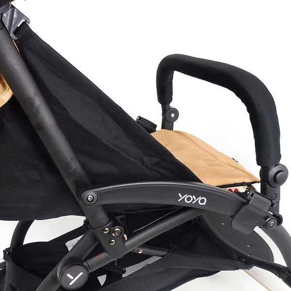 Прогулочная коляска YOYA 175 шоколад